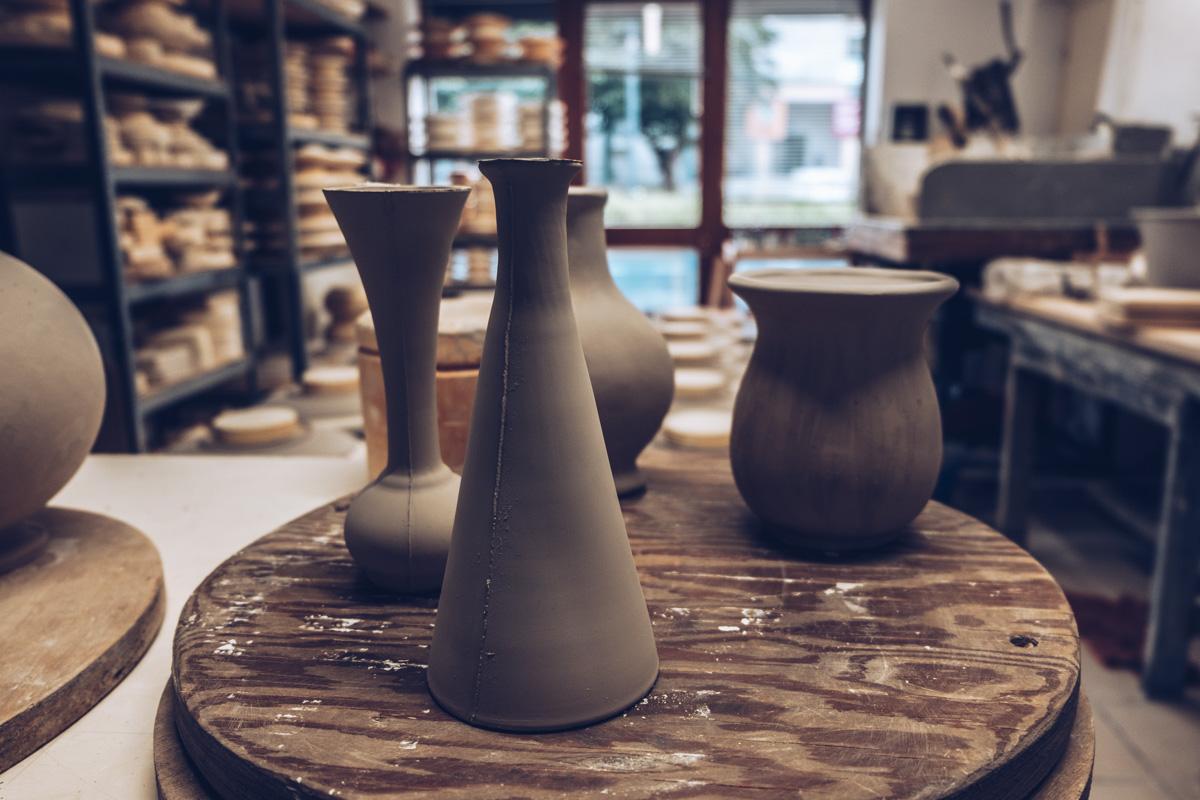 Refuse to hibernate nievre faiencerie georges vases