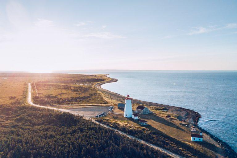 Canada, itinéraire de 10 jours au Nouveau-Brunswick