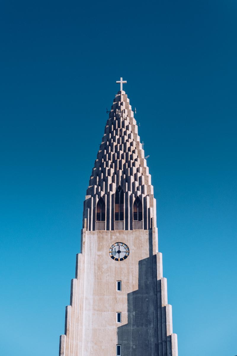 Refuse to hibernate reykjavik cathedrale hallgrim focus