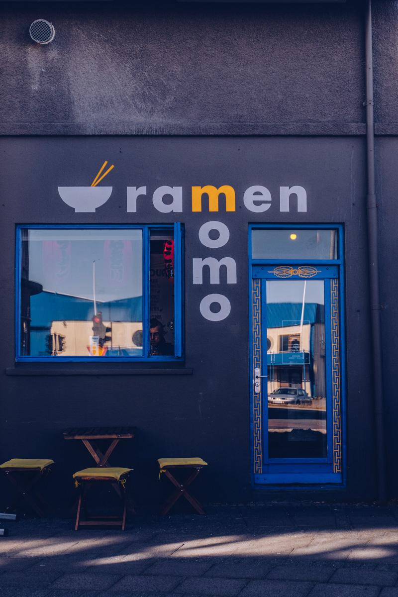 Refuse to hibernate reykjavik ramen momo restaurant