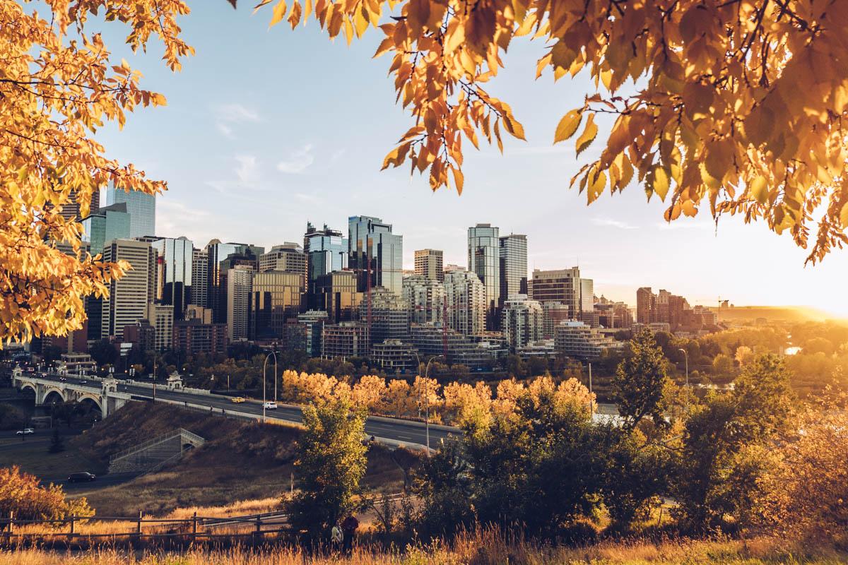 Canada Visiter Calgary En Une Journ 233 E Refuse To Hibernate