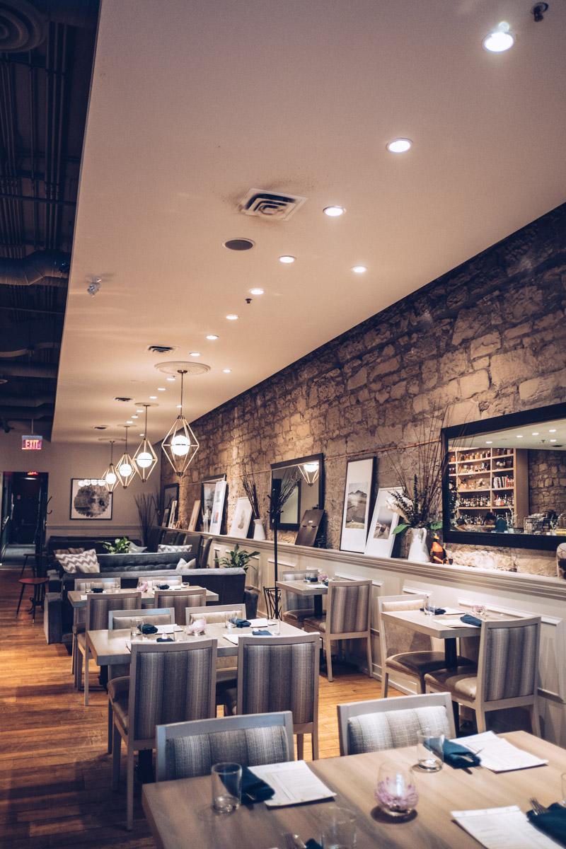 Refuse to hibernate Calgary kein harris salle restaurant