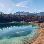 Refuse to hibernate Rocheuses vallee des cinq lacs
