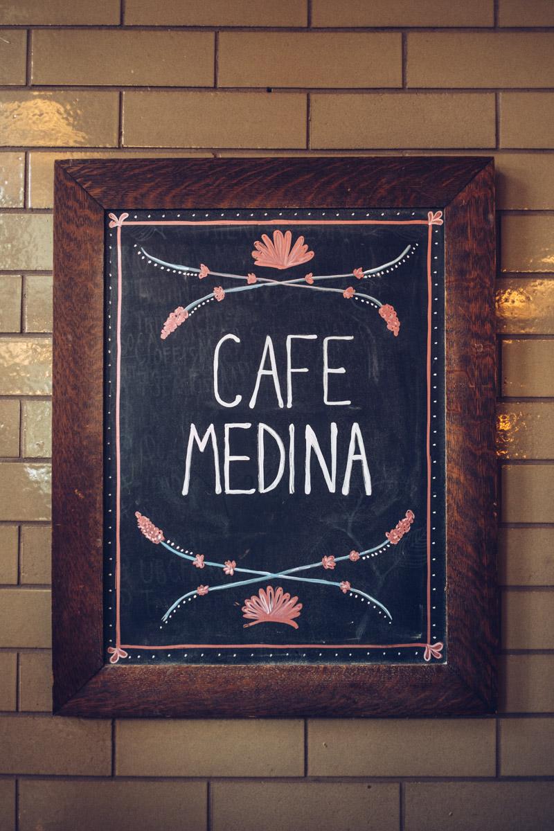 Refuse to hibernate Vancouver cafe medina cadre