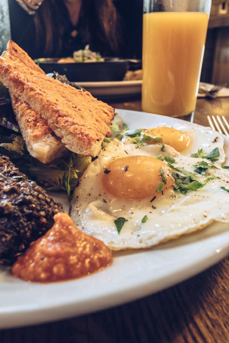 Refuse to hibernate Vancouver cafe medina plat