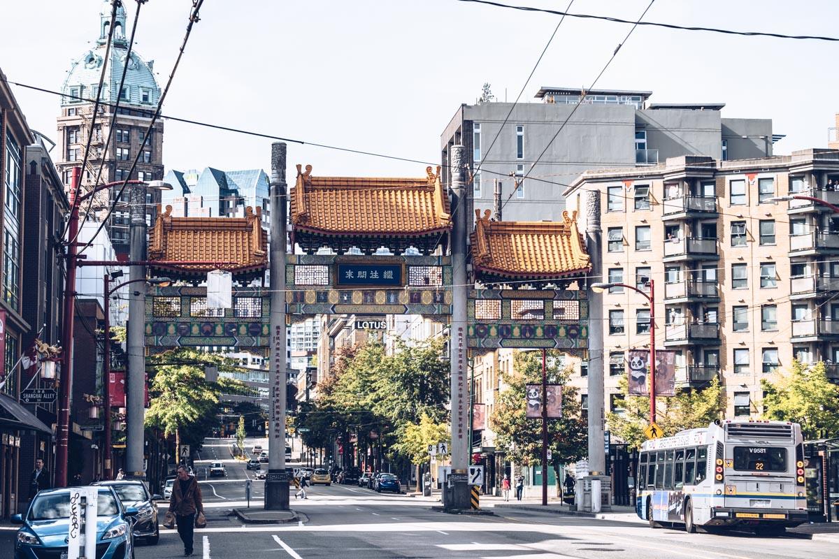 Refuse to hibernate Vancouver chinatown porte