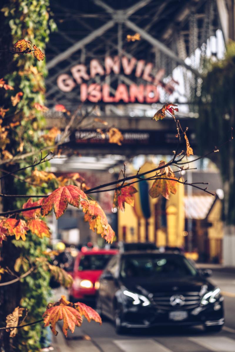 Refuse to hibernate Vancouver granville island