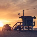 Refuse to hibernate 2018 los angeles coucher de soleil plage