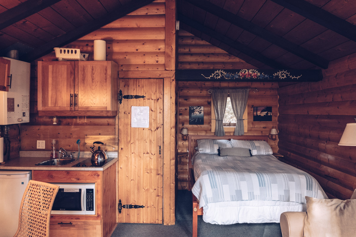 Refuse to hibernate Ouest canadien golden rocky mountain cabins and home chambre