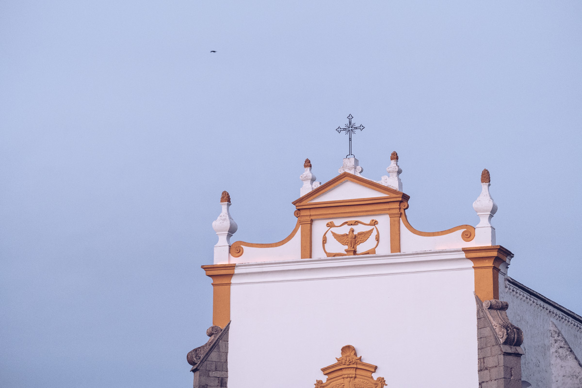 Refuse to hibernate Évora église de Sao Joao