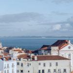 Refuse to hibernate Lisbonne alfama vue la ville et le tage