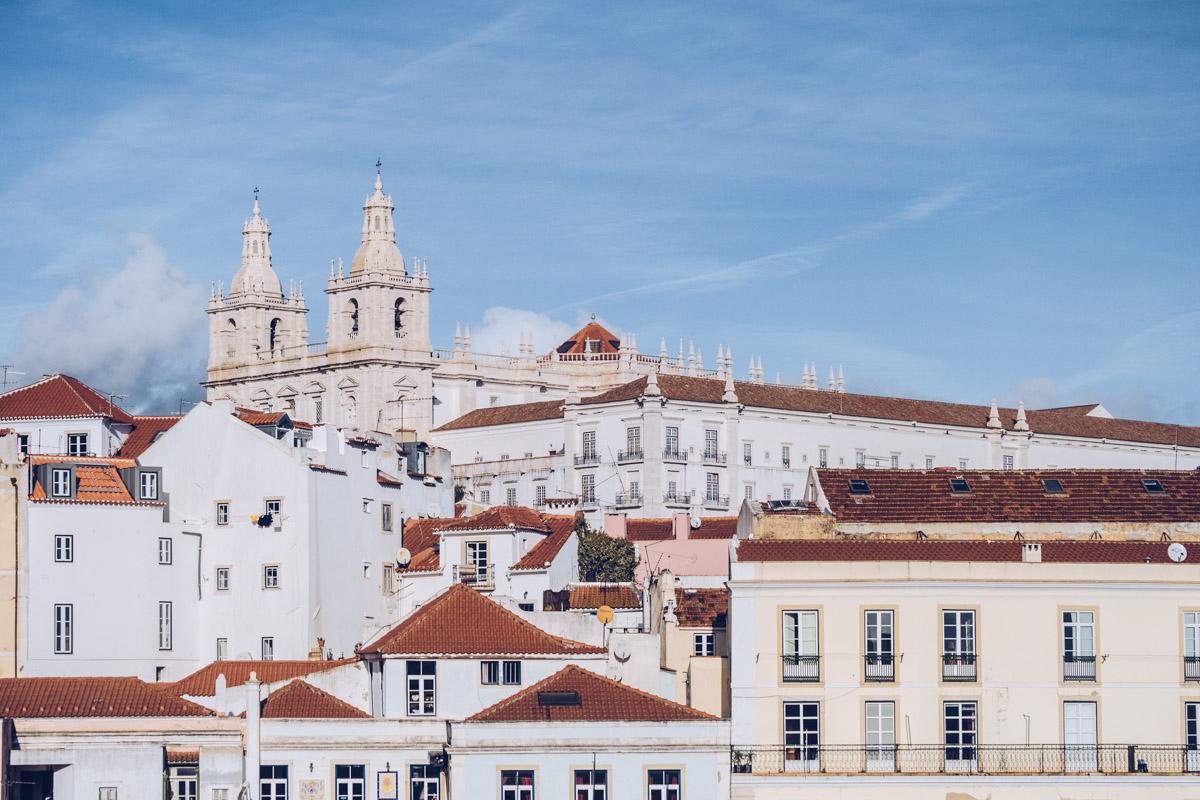 Refuse to hibernate Lisbonne miradouro das portas do sol