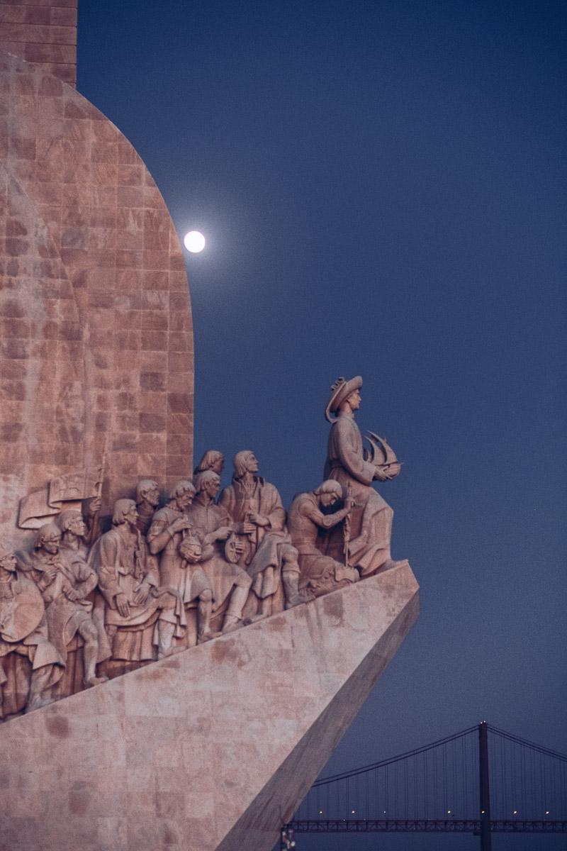 Refuse to hibernate Lisbonne padrao dos descobrimentos
