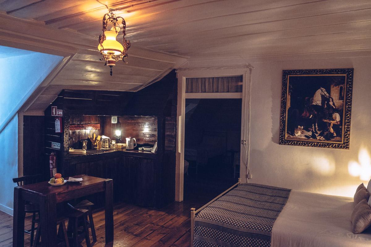 Refuse to hibernate Lisbonne palacio das especiarias chambre
