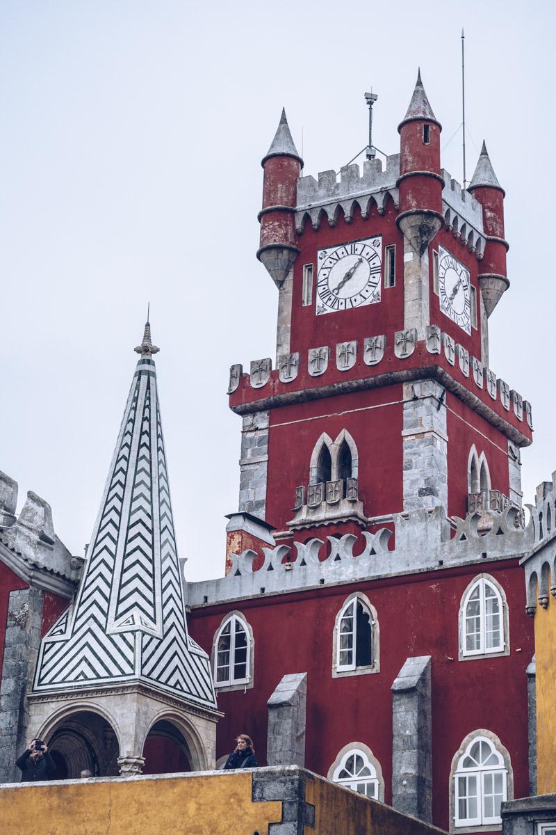 Refuse to hibernate Lisbonne sintra palacio da pena