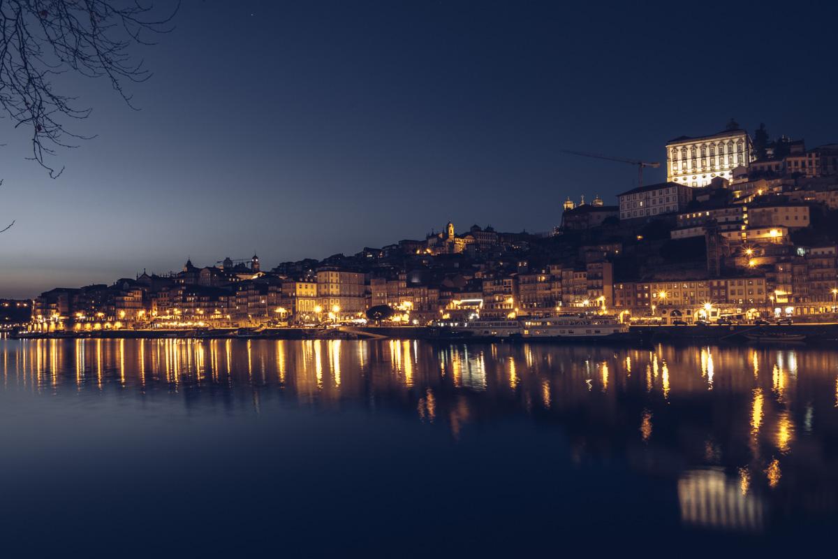 Refuse to hibernate Porto de nuit