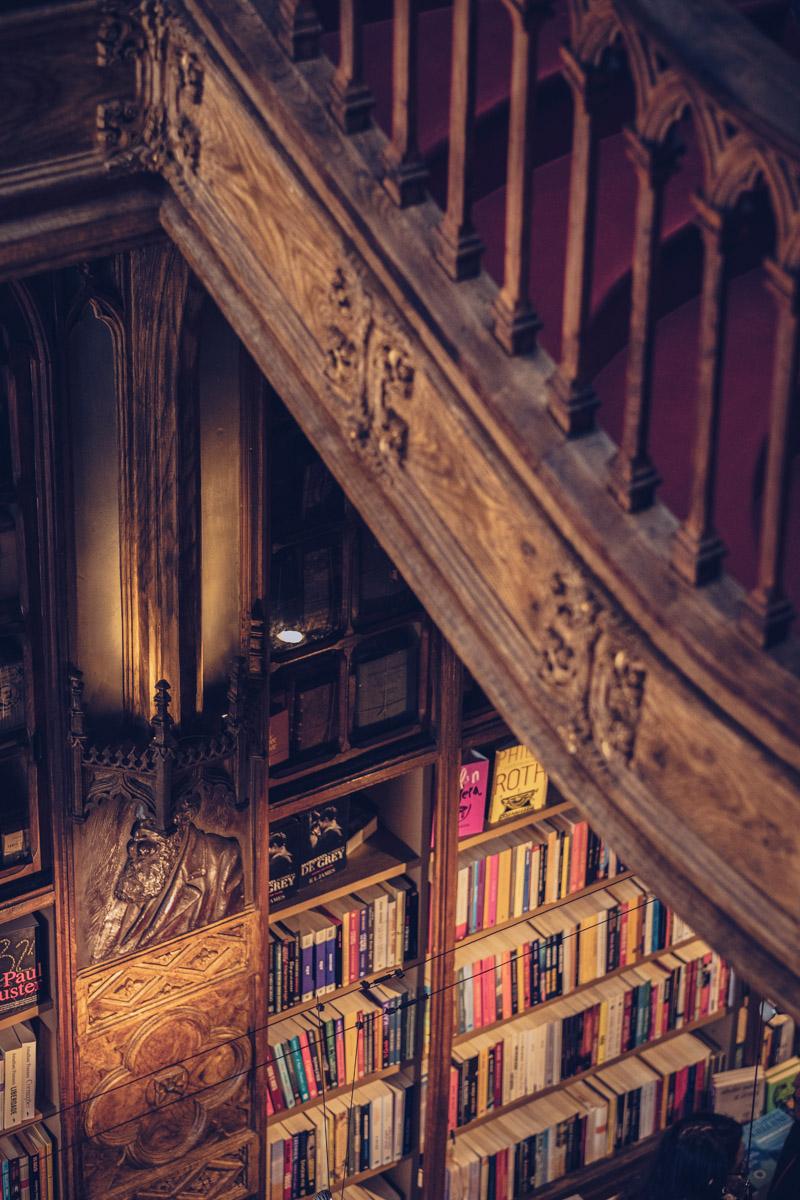Refuse to hibernate Porto librairie Lello livres