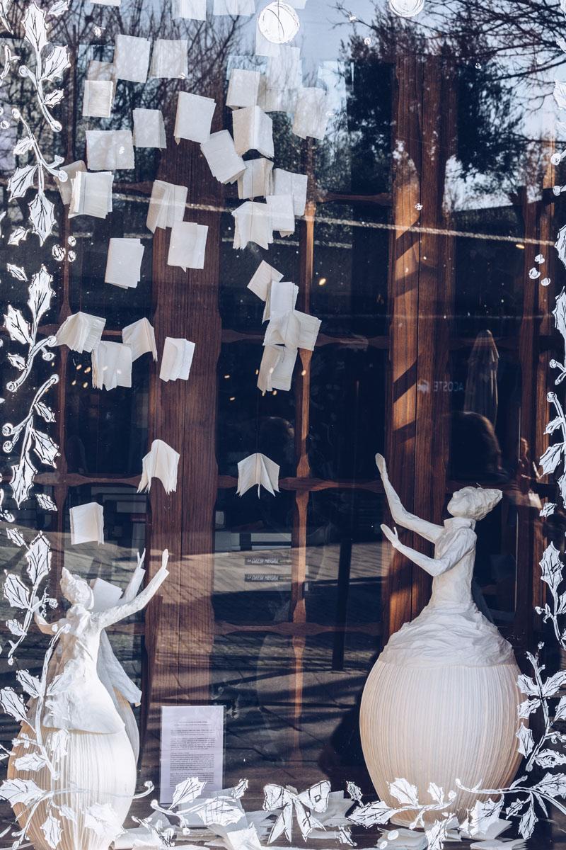 Refuse to hibernate Porto librairie Lello vitrine