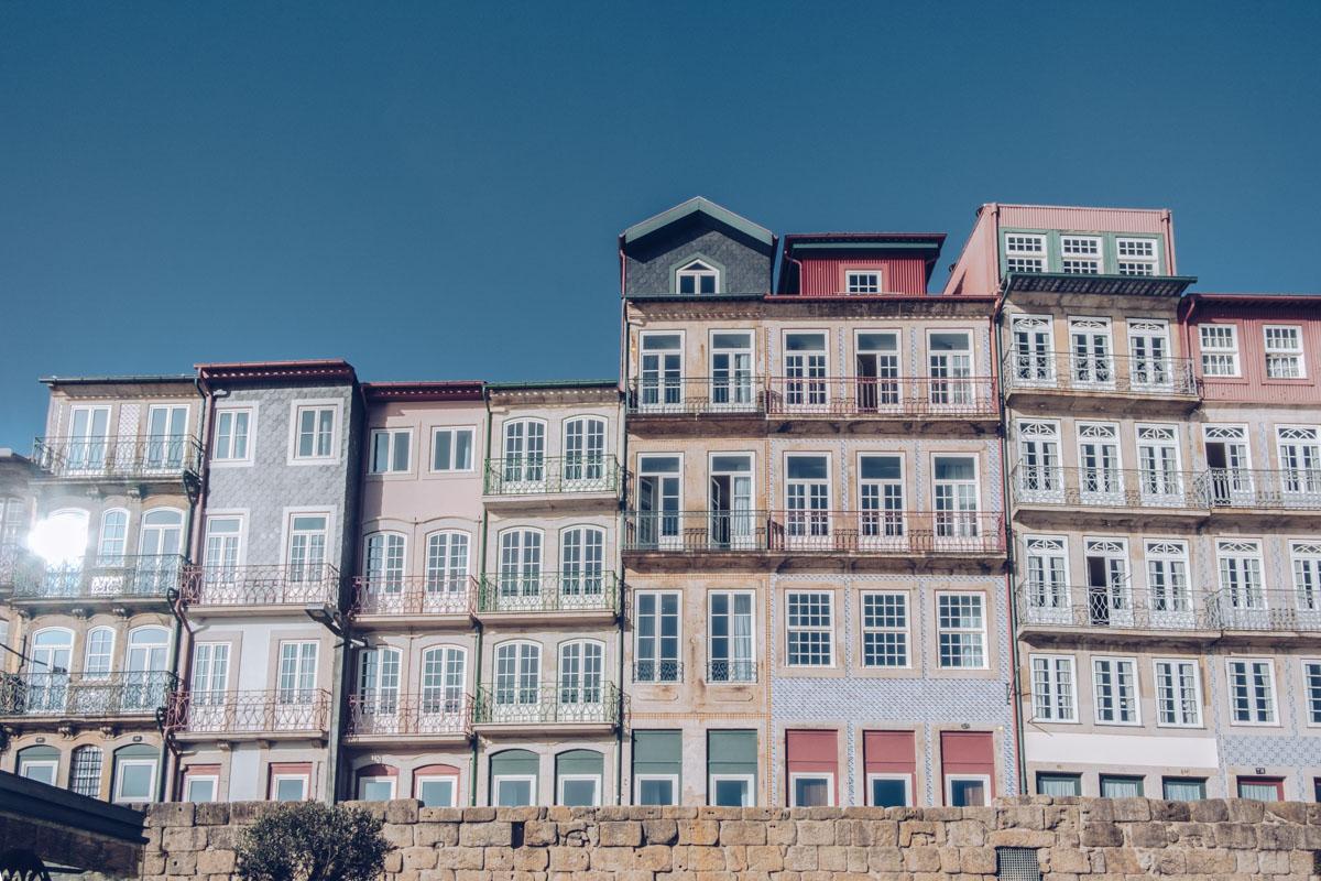 Refuse to hibernate Porto maisons typiques