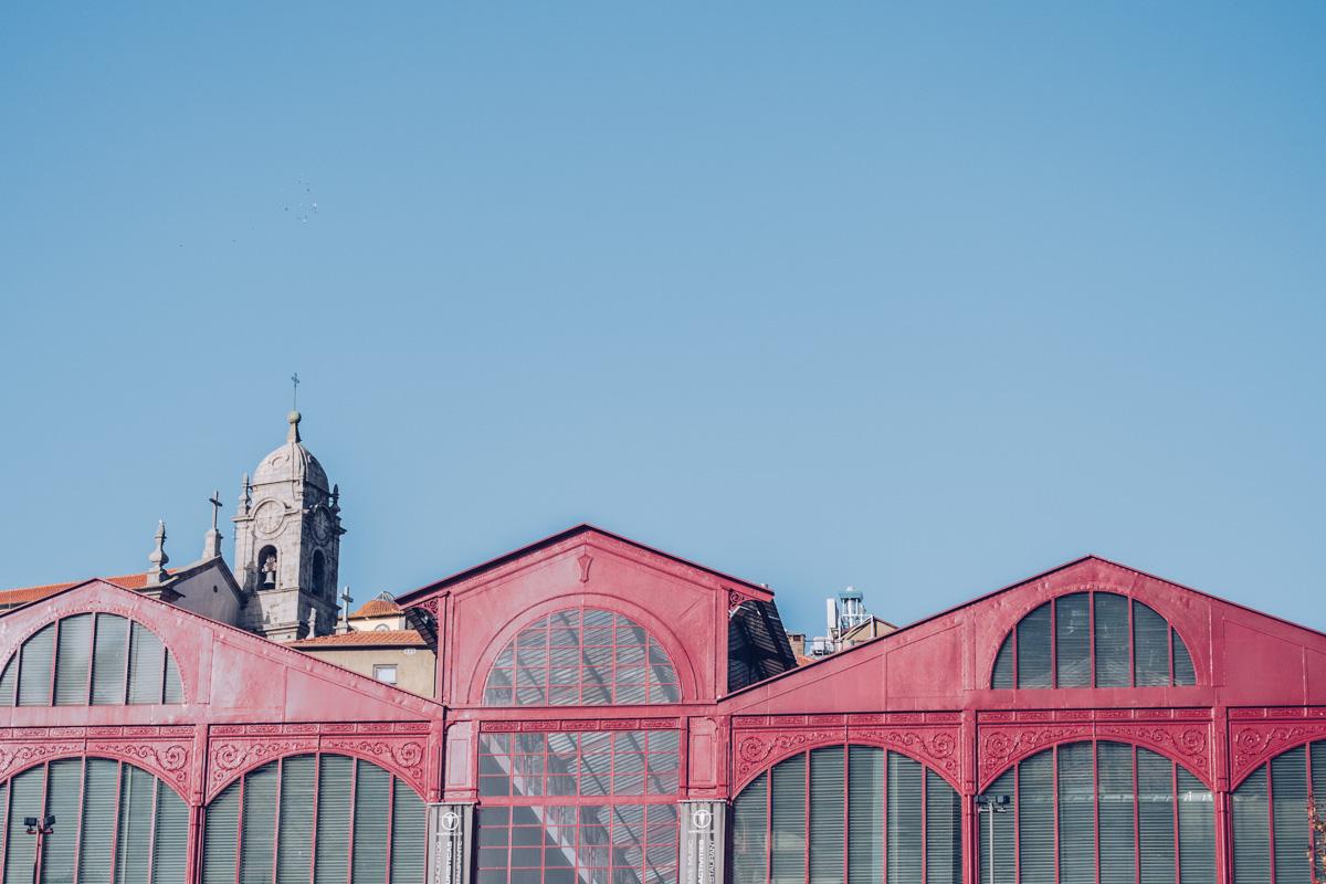 Refuse to hibernate Porto mercado Ferreira Borges