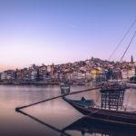 Refuse to hibernate Porto panorama sur la ville