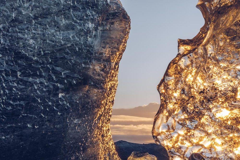 Où visiter une grotte de glace en Islande ?