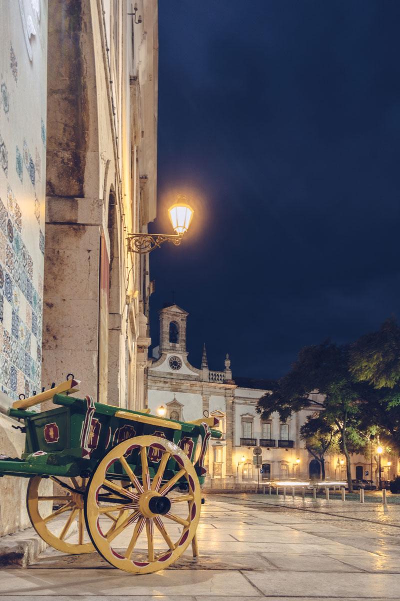 Refuse to hibernate Portugal Faro charrette