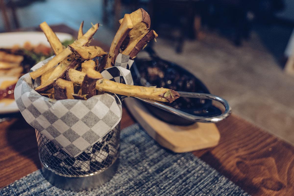 Refuse to hibernate Portugal Tavira No de Gosto frites