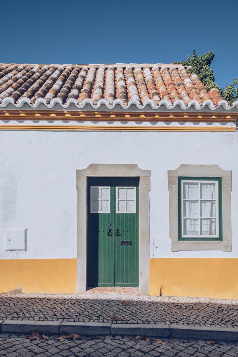 Refuse to hibernate Portugal Tavira porte verte