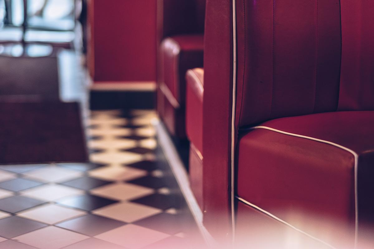Refuse to hibernate Dublin Eddie Rocket's City diner canapé