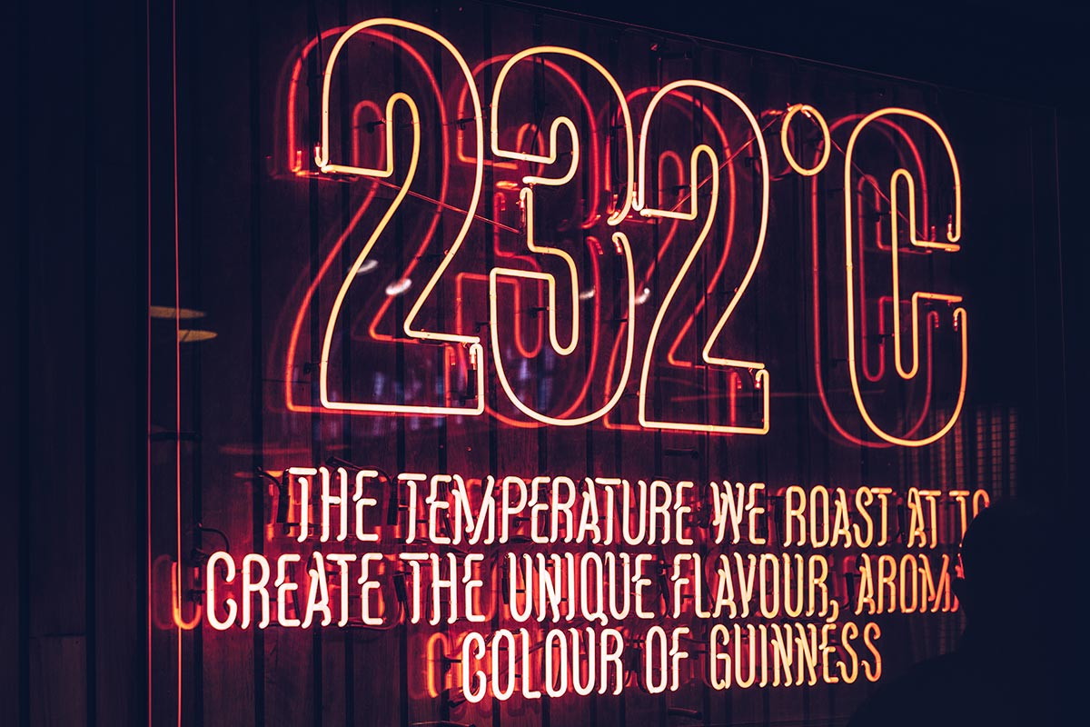 Refuse to hibernate Dublin Guinness Storehouse 232