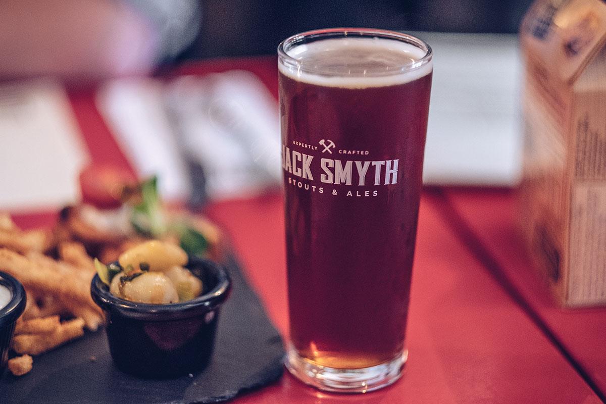 Refuse to hibernate Dublin Irish Food Trail Irish bière