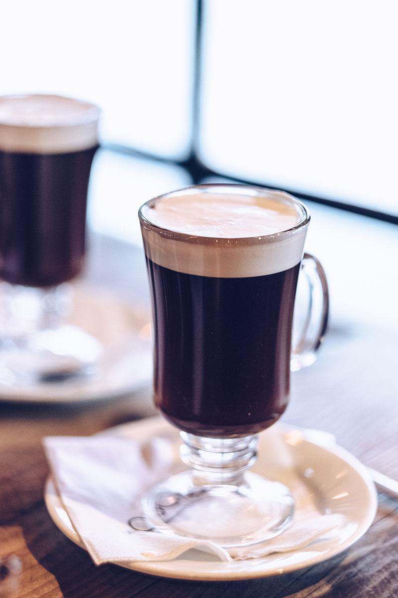 Refuse to hibernate Dublin Irish Food Trail Irish coffee 4