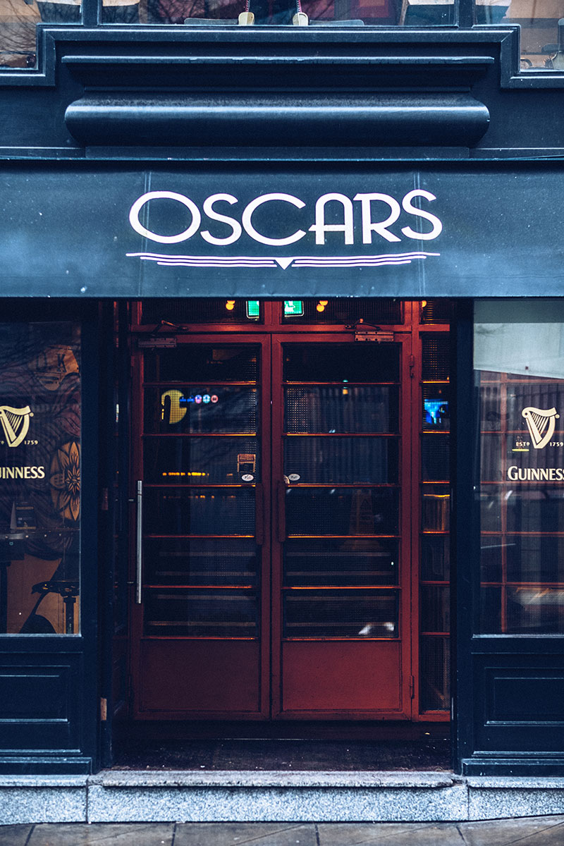 Refuse to hibernate Dublin Oscars