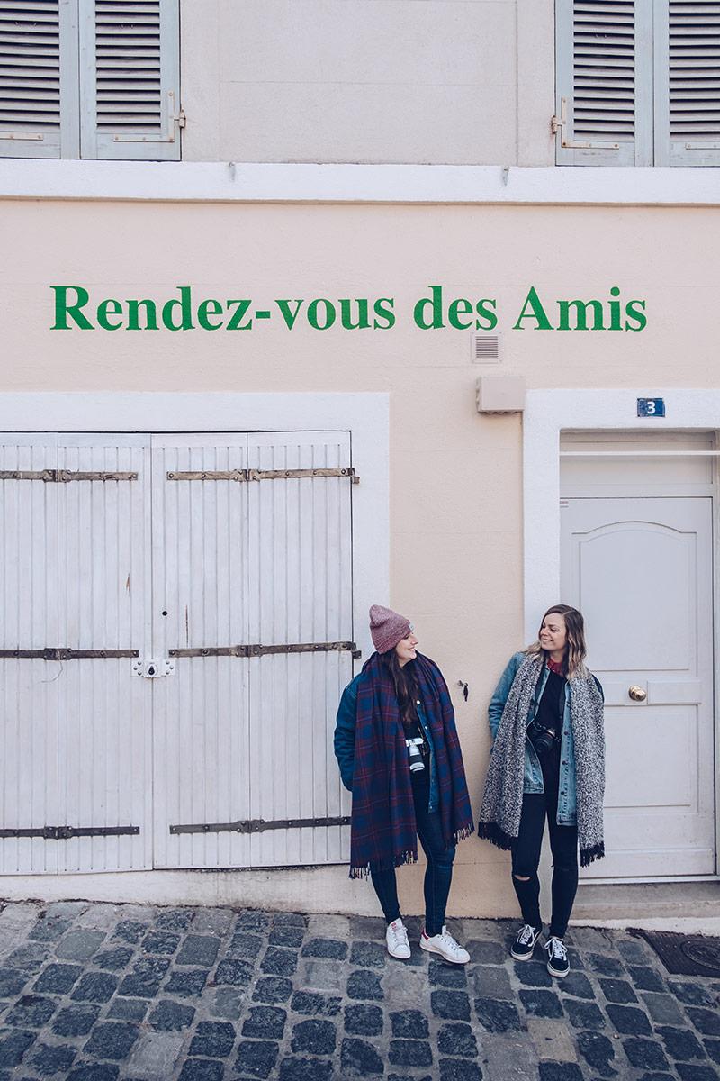 Refuse to hibernate Marseille quartier le panier Audrey Julie