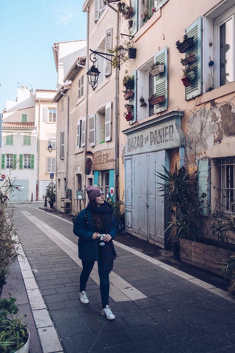 Refuse to hibernate Marseille quartier le panier bazar du panier Audrey