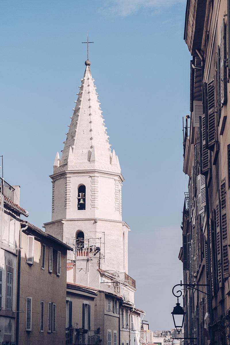 Refuse to hibernate Marseille quartier le panier chapelle des Accoules