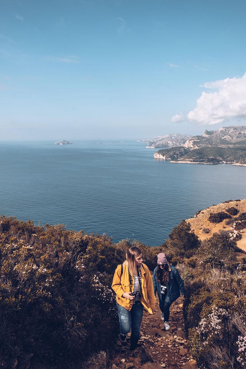 Refuse to hibernate Marseille route des Crêtes Audrey Julie