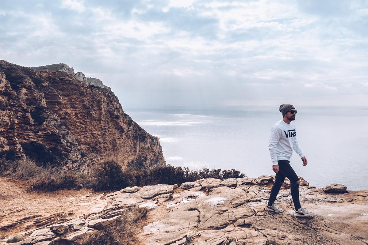 Refuse to hibernate Marseille route des Crêtes Yves