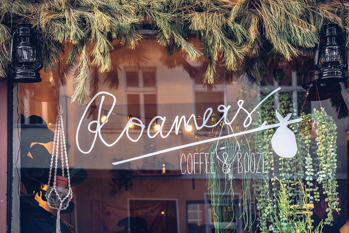 Refuse to hibernate Berlin Roamers vitrine