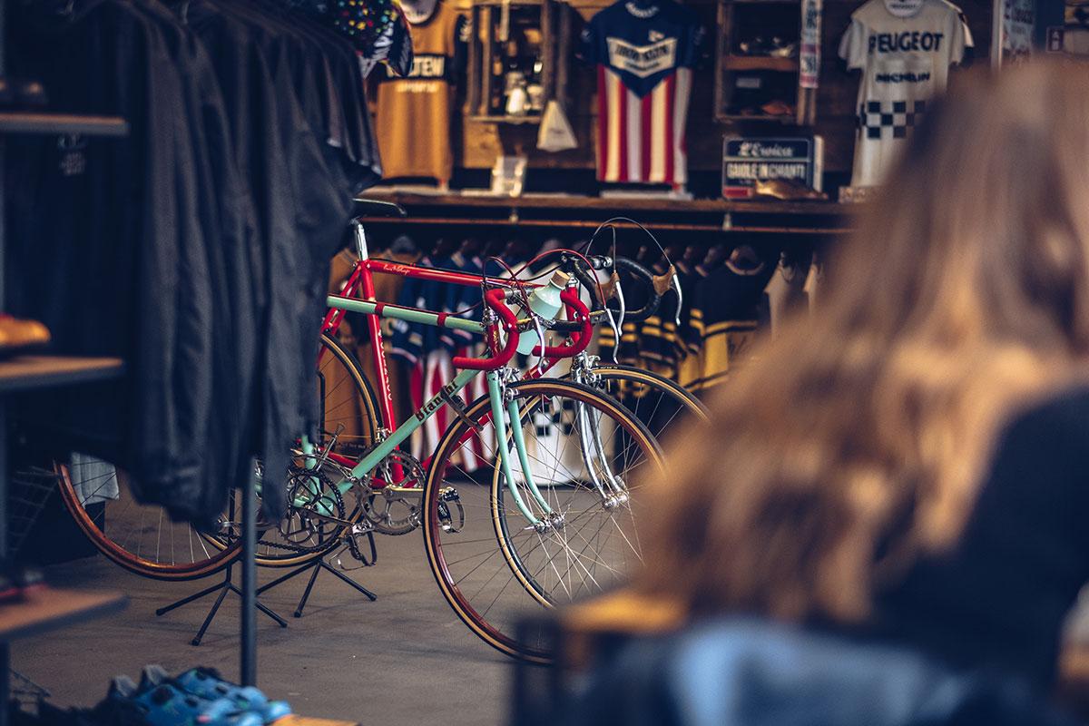 Refuse to hibernate Berlin Steel Vintage Bikes vélos