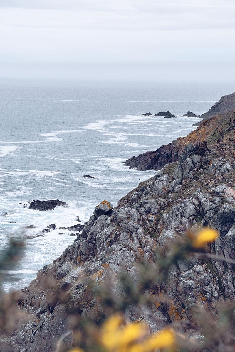 Refuse to hibernate Jersey Devil's Hole vue front de mer
