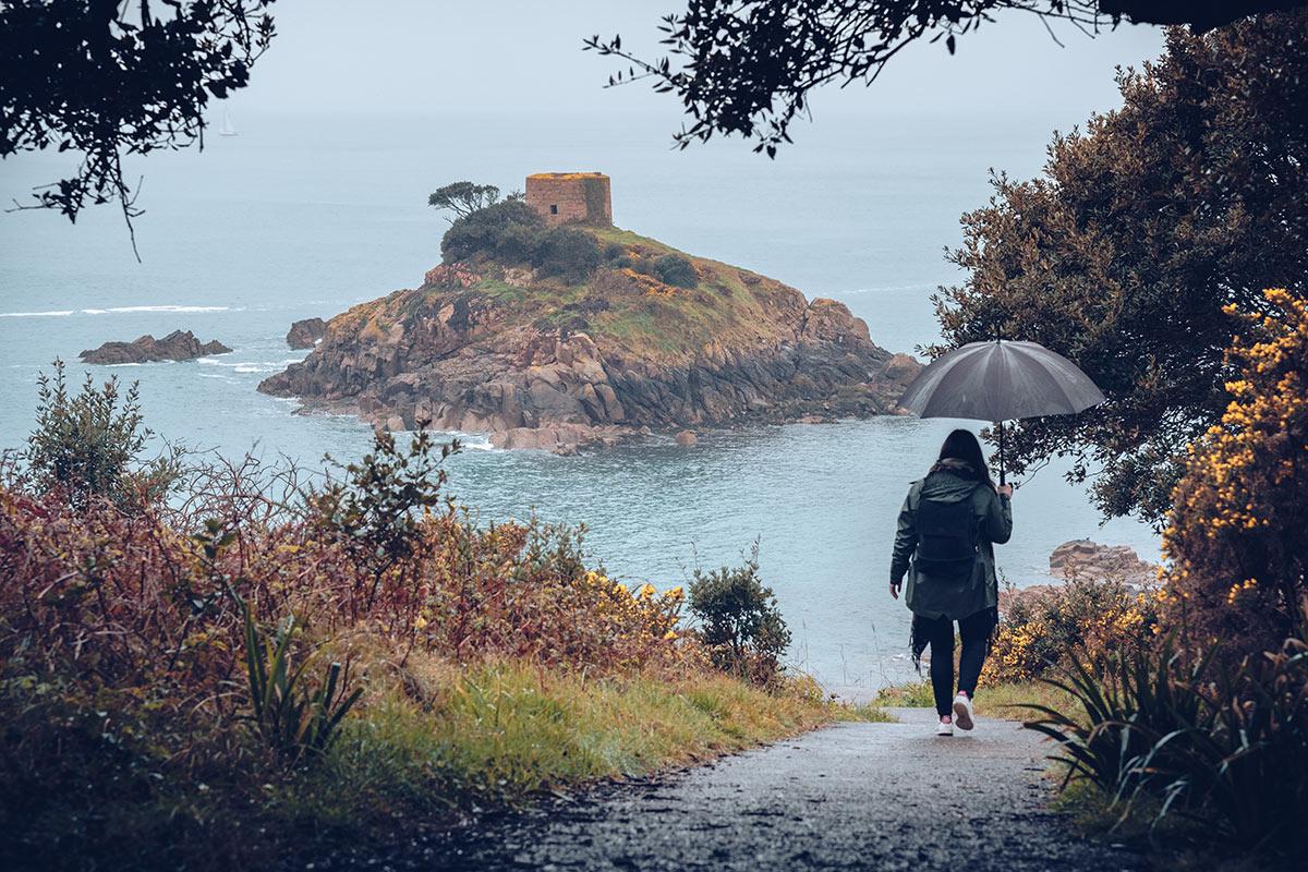 Refuse to hibernate Jersey île au Guerdain Audrey
