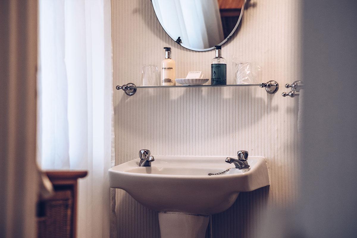 Refuse to hibernate Jersey Lyndhurst salle de bain