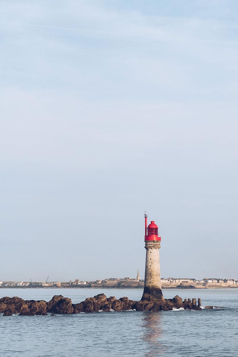 Refuse to hibernate Jersey phare Saint-Malo