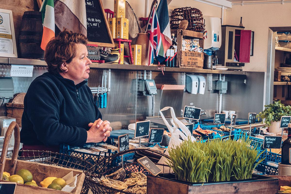 Jersey que faire et voir pendant un week end refuse to for Fresh fish company