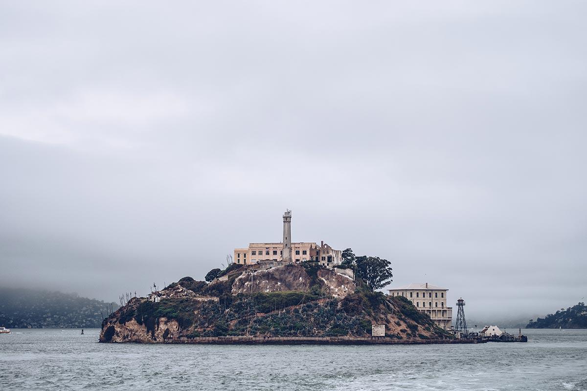 Refuse to hibernate San Francisco Alcatraz