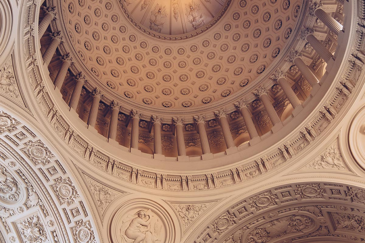 Refuse to hibernate San Francisco City Hall dome