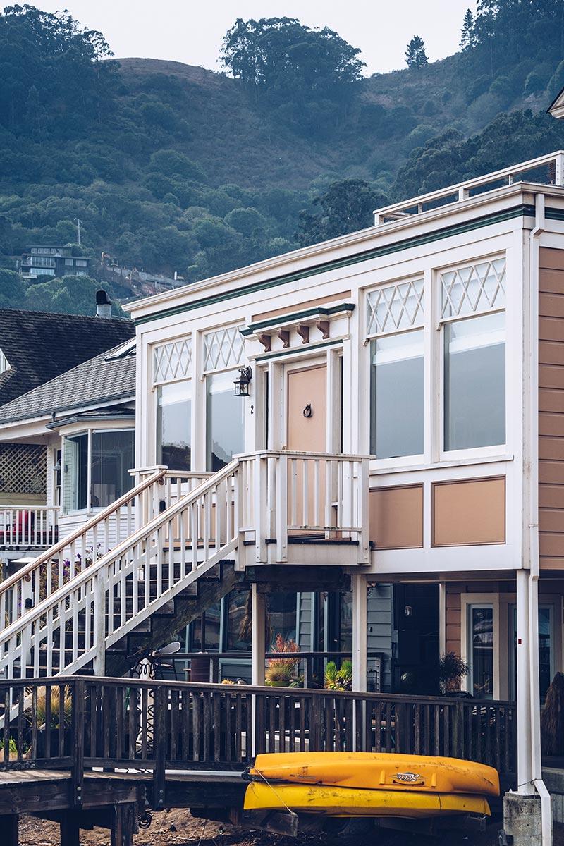 Refuse to hibernate San Francisco Sausalito maison