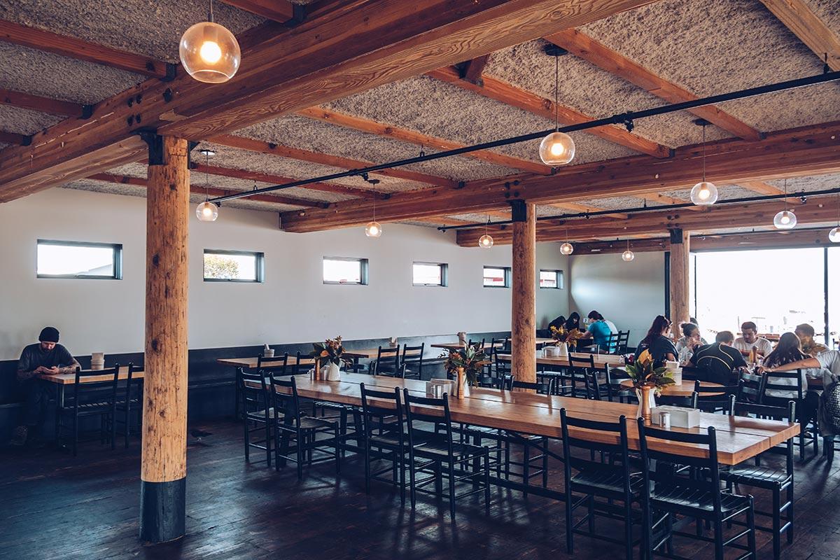 Refuse to hibernate San Francisco Sausalito restaurant